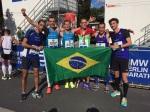 Marathon-Delegation des TVO