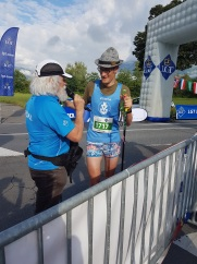 Pressearbeit auch am LGT-Marathon
